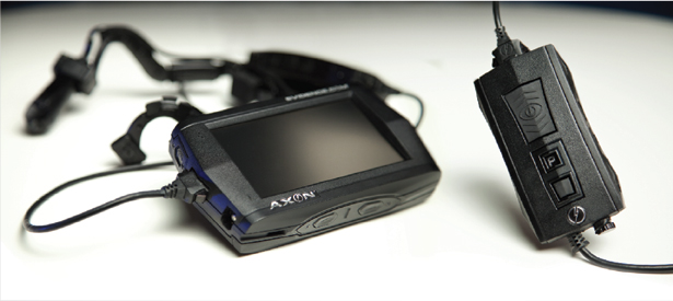 Taser International AXON Tactical Computer
